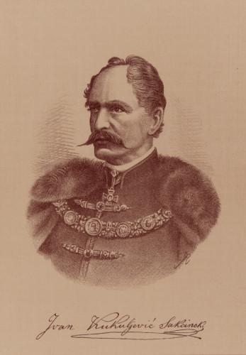 Kukuljević Sakcinski, Ivan