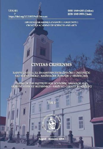 Vol. 3 (2018) : Civitas Crisiensis