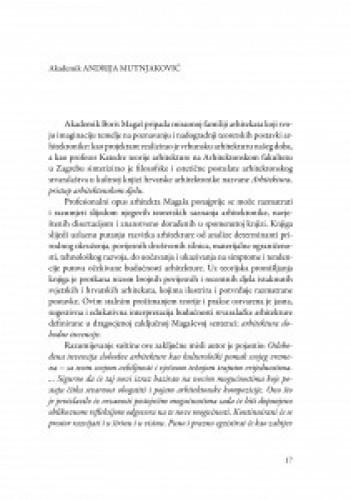 <[> Riječ na komemoraciji u palači Hrvatske akademije znanosti i umjetnosti 2. prosinca 2014.] / Andrija Mutnjaković