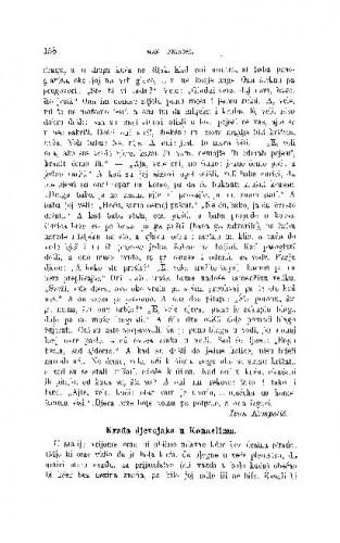 Krađa djevojaka u Konavlima / P. Bogdan-Bijelić