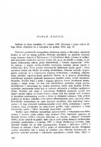 Ruben Radica