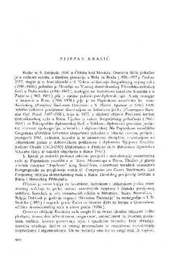 Stjepan Krasić