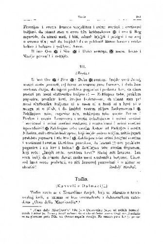 Poganica : (Sali u Dalmaciji.) / R. Strohal