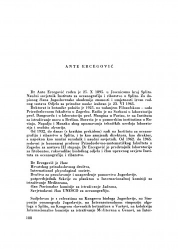 Ante Ercegović