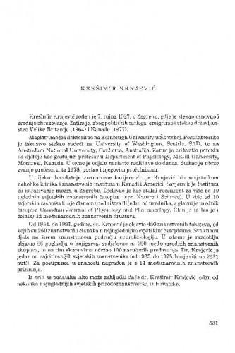 Krešimir Krnjević