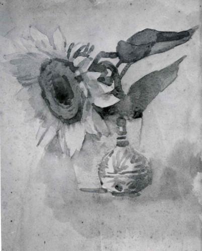 Raškaj, Slava(1877-1906): Suncokret ]