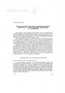 Die Kongruenzen der Involutorstrahleneines durch das /Fk2/ Flächenbüschel bestimmten (VN) Komplexes / V. Ščurić-Čudovan