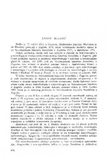 Josip Madić