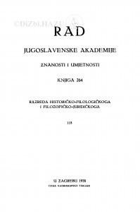 Knj. 118(1938)=knj. 264