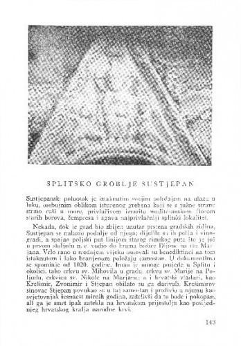 Splitsko groblje Sustjepan / Duško Kečkemet