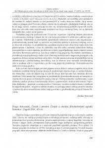 Drago Roksandić, Čovjek i prostor. Čovjek u okolišu [Ekohistorijski ogledi], Samobor – Zagreb 2018. : [prikaz] / Sabine Florence Fabijanec