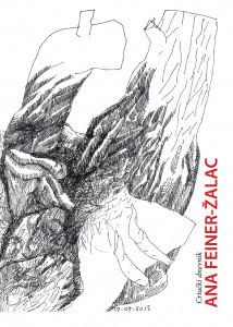 Ana Feiner-Žalac : crtački dnevnik / [predgovor, izbor crteža i životopis Slavica Marković; fotografije Fabian Feiner]