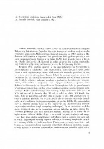Komemoracija Maksimilijanu Konradu izvanrednom članu Jugoslavenske akademije znanosti i umjetnosti u Zagrebu : [govori] / K. Ilakovac, B. Souček