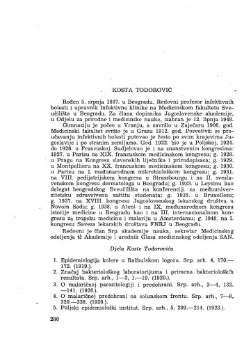 Kosta Todorović