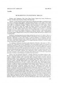 Rudarstvo ivanečkog kraja / Dragutin Grdjan