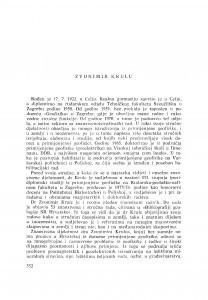 Zvonimir Krulc : [biografije novih članova Akademije]