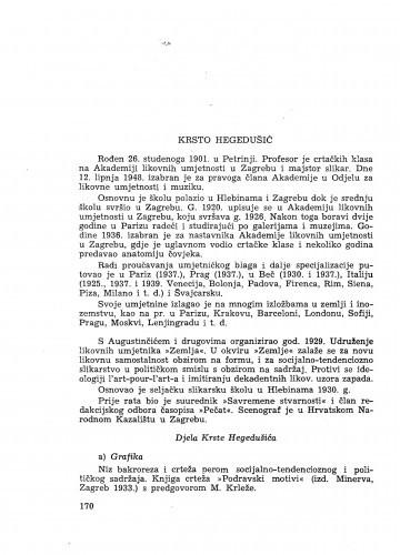 Krsto Hegedušić