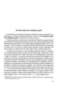 Krležino djelo kao obilježje epohe / Miroslav Šicel