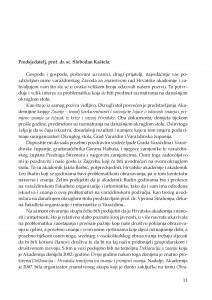 Otvaranje Okruglog stola / Slobodan Kaštela
