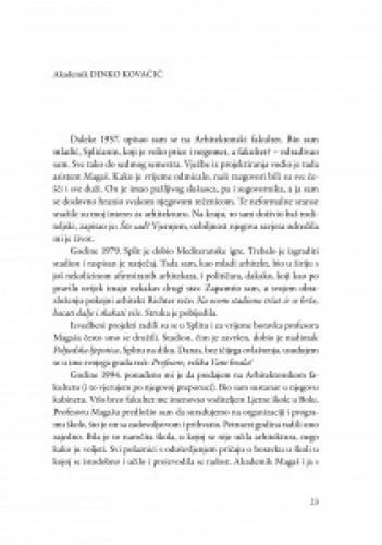 <[> Riječ na komemoraciji u palači Hrvatske akademije znanosti i umjetnosti 2. prosinca 2014.] / Dinko Kovačić