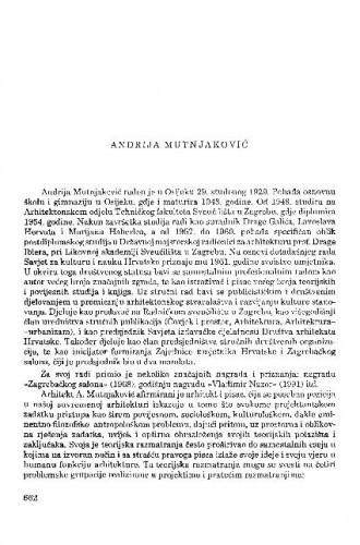 Andrija Mutnjaković