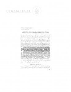 Aktivacija, proliferacija i diferencija stanica / S. Marušić-Galešić