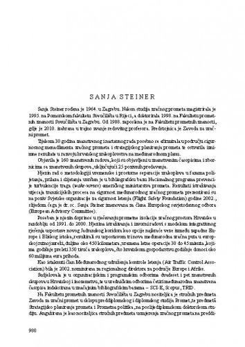 Sanja Steiner