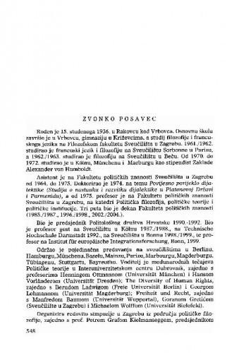 Zvonko Posavec