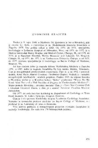 Zvonimir Krajcer