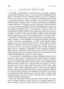 Lakonogi Footloose : [glazbena kronika] / Irena Paulus