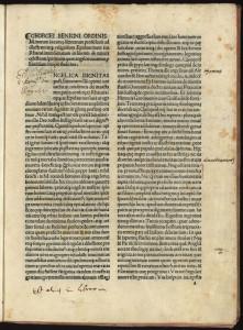 Opus de natura coelestium spirituum quos angelos uocamus / Georgii Benigni Salviati ; ed. Ubertinus Risalitus