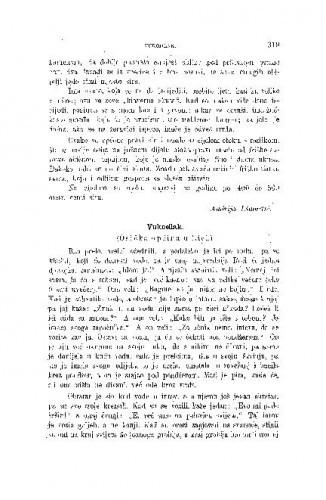Ovčji sir : (Otok Cres) / A. Linardić