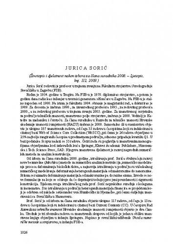 Jurica Sorić