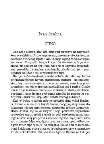 Čuko / Ivan Aralica
