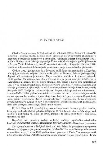 Slavko Kopač