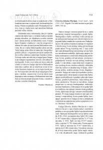Zdravka Jelaska Marijan, Grad i ljudi - Split 1918.-1941. Zagreb: Hrvatski institut za povijest, 2009 : [prikaz] / Franko Mirošević