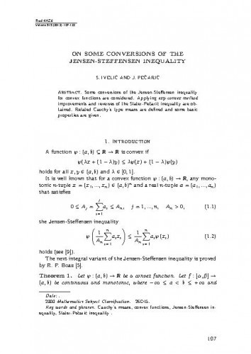 On some conversions of the Jensen-Steffensen inequality
