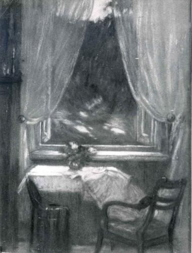 Raškaj, Slava (1877-1906) : Interieur