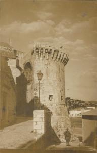 Razglednica Naste Rojc Antunu Ullrichu, Korčula, 27.8.1924.