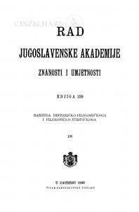 Knj. 105(1930)=knj. 239