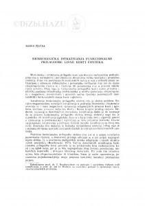Biomehanička istraživanja funkcionalne prilagodbe lisne kosti čovjeka / M. Pećina