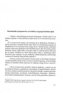 Mladi Krleža i njegovi kritičari / Stanko Lasić