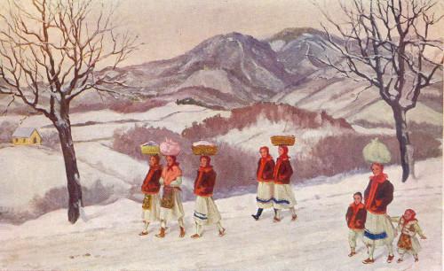 Rojc, Nasta (1883-1964) : Na cesti