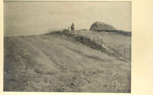 Rojc, Nasta(1883-1964): Pejzaž ]