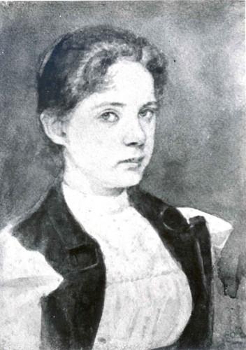 Raškaj, Slava(1877-1906): Autoportret ]