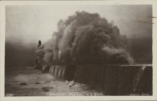 Razglednica Naste Rojc Antunu Ullrichu, Aberdeen, 3.12.1924.