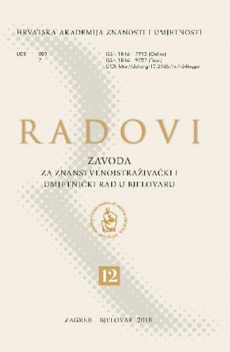 Svezak 12 (2018) / [glavni i odgovorni urednik Slobodan Kaštela; urednik Vladmir Strugar]