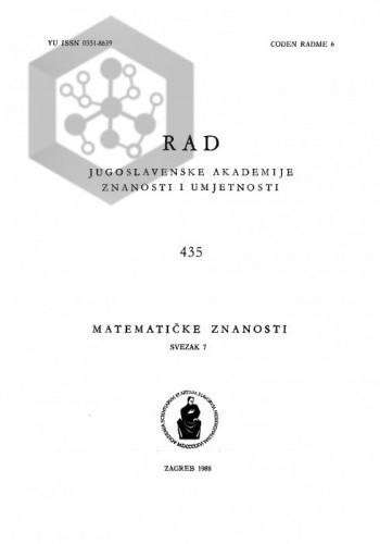Sv. 7(1988)=knj. 34 / urednik Vladimir Volenec