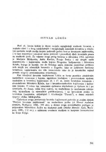 István Lökös