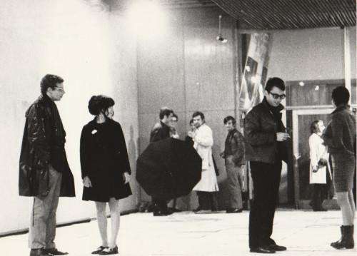 Kaloper, Jagoda (1947-2016) : Izložba Jagode Kaloper, Galerija SC, svibanj 1970 [Jakolić, Vladimir  ]
